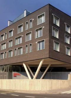Nový bytový dům pro náročné: Sacre Coeur z materiálů LIAPOR