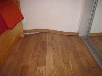 V podlahy lišty