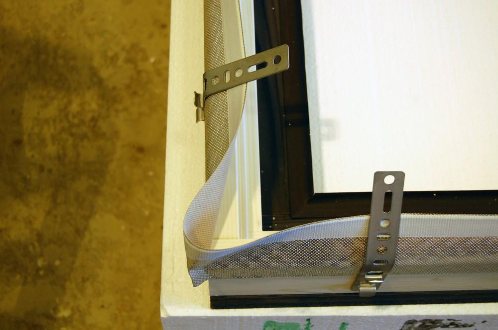 Správná montáž plastových oken