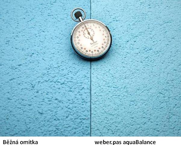 Weber aquabalance