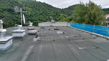 Odvětrání dvouplášťové střechy