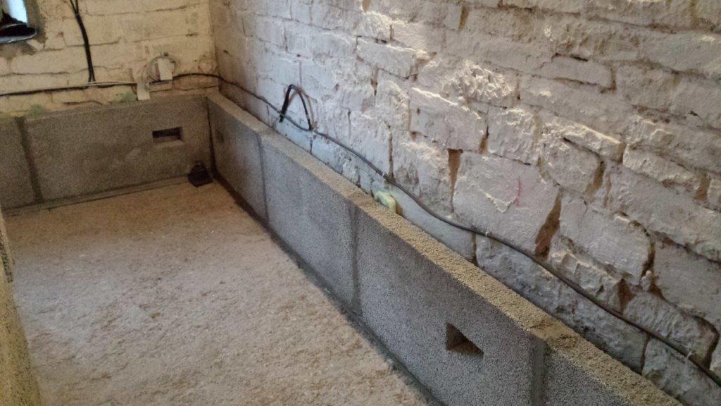 Vnitřní zateplení kamenného domu