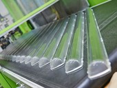 Source: TREVOS, as - Machine for pressing plastic diffusers