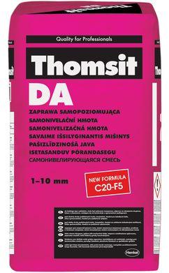 Samonivelační stěrka thomsit